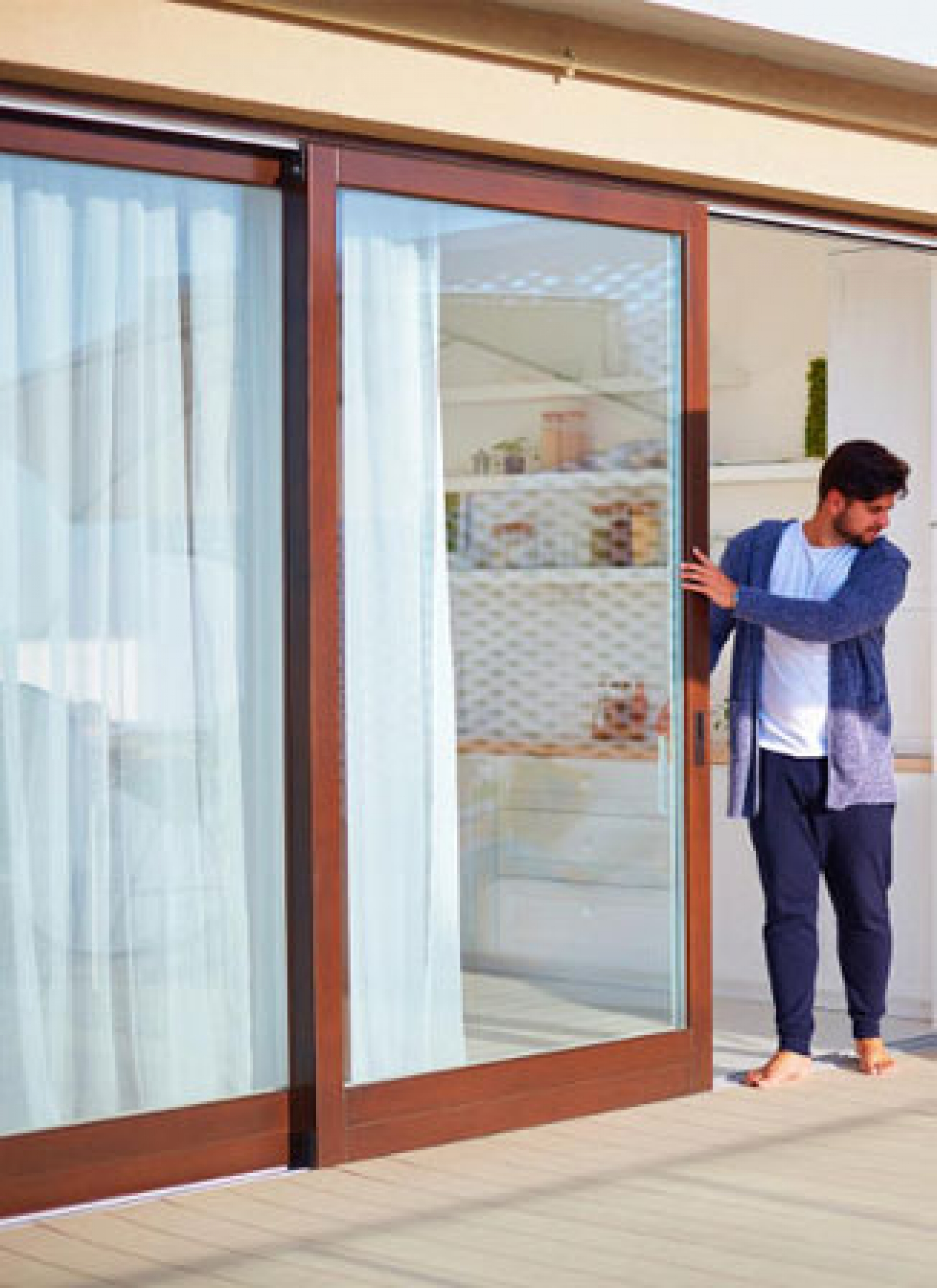 Sliding doors HST and Patio - HST sliding doors